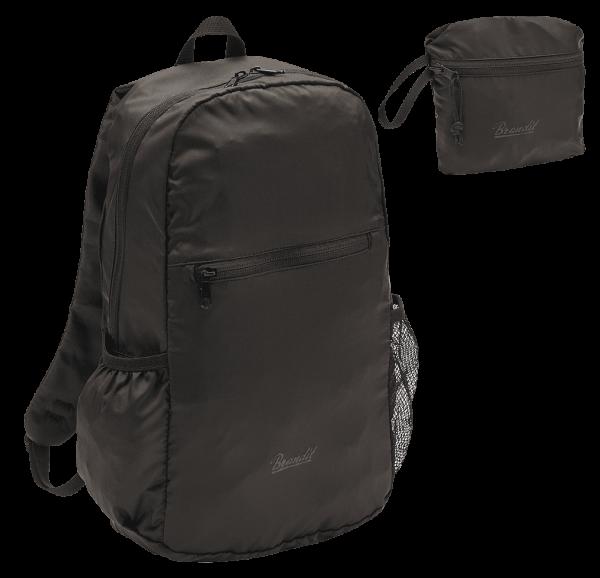 Brandit Roll Bag schwarz komplett - armyoutlet.de