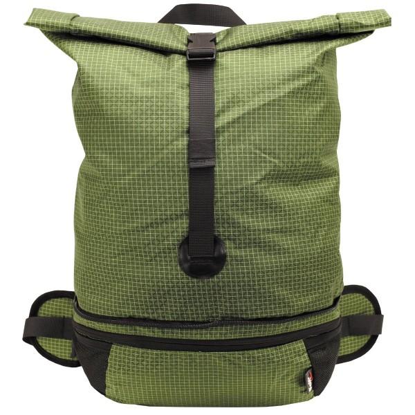 Rucksack Hüfttasche 2 in 1 Kombi faltbar