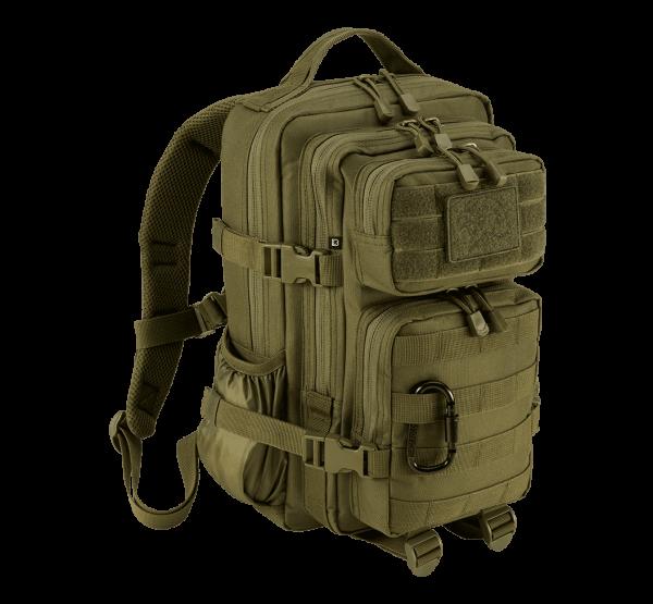 Brandit Kids US Cooper backpack - oliv - vorn - armyoutlet