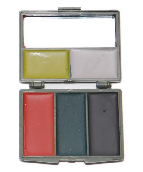 Tarn-Schminkset mit Spiegel 5 Farben