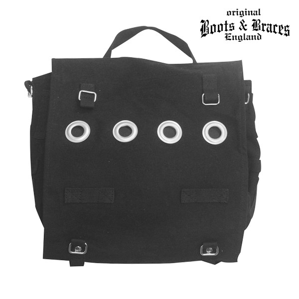 Boots & Braces Canvas Tasche Holes