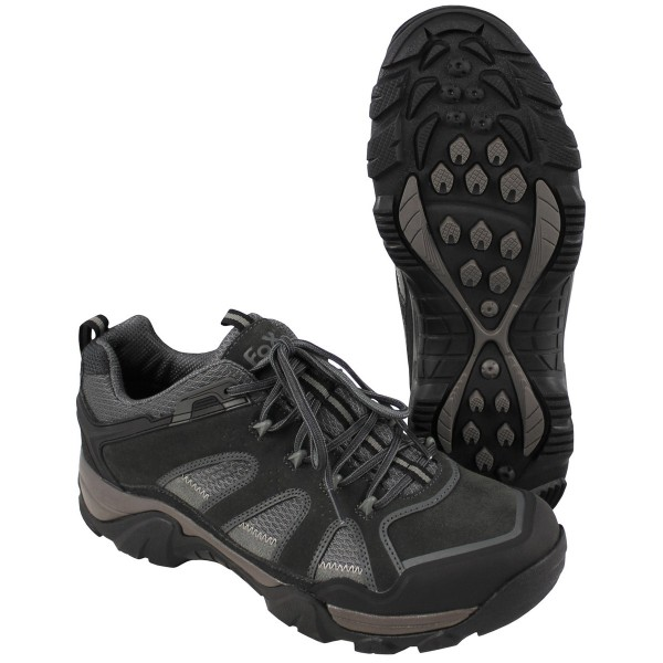 Trekkingschuh Mountain Low grau