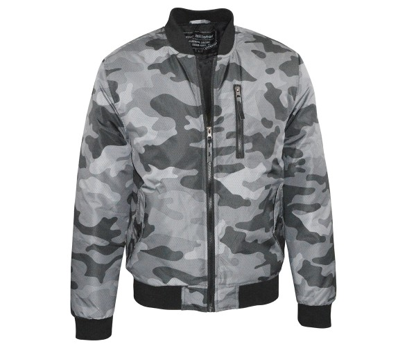 Fliegerjacke Zero One