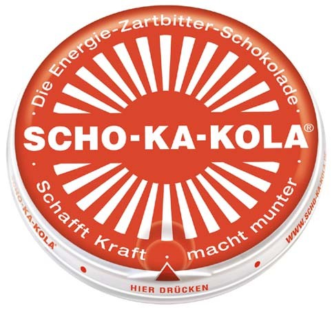 Scho-Ka-Kola Zartbitter 100g