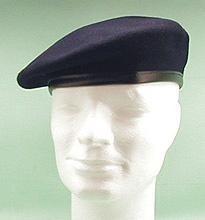 Original Bundeswehr Barett marineblau