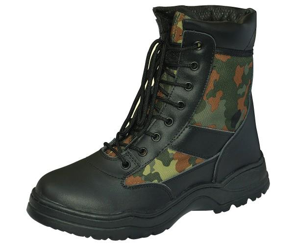 McAllister Outdoor Boots flecktarn