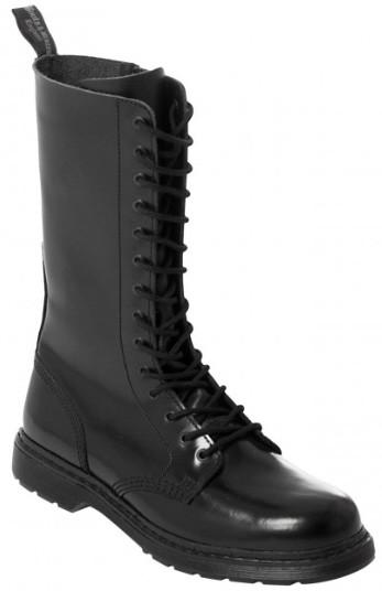 Boots & Braces 14 Loch Stiefel easy mit Zip