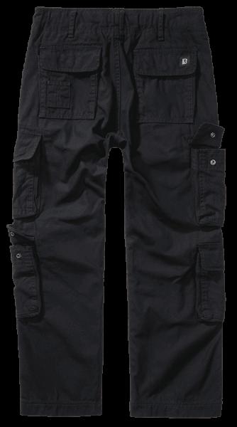 Brandit Kids Pure Trouser - schwarz - hinten - armyoutlet