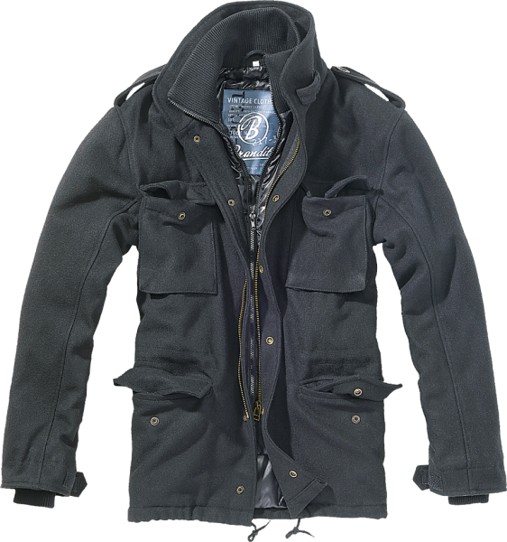 Brandit M65 Jacke Voyager Wool