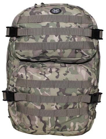 US Rucksack Assault II operation-camo