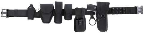 Koppel Security 12-teilig schwarz