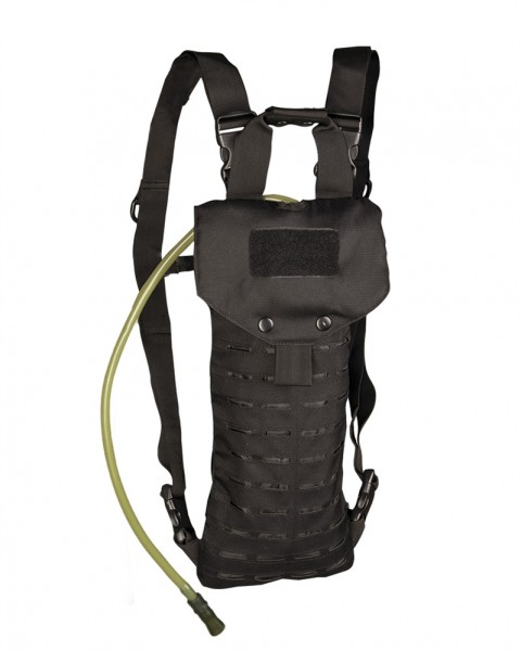 Hydration Pack Laser Cut 2,5 Liter schwarz
