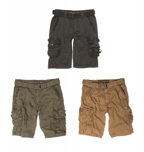 Vintage Survival Shorts Prewash