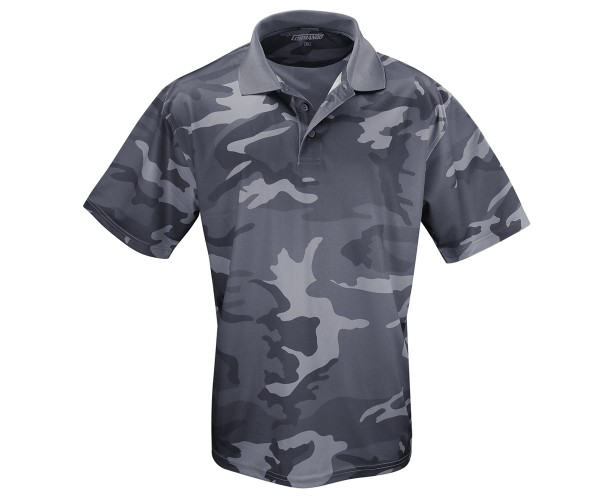 Commando Quickdry Polo Shirt