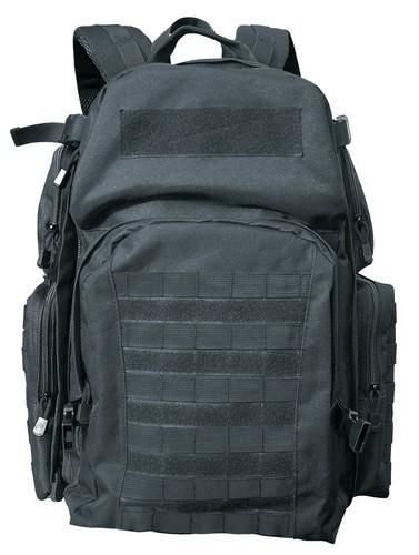 Commando Industries Rucksack Systempack 1 schwarz
