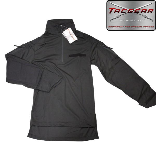 TACGEAR Combat Shirt - schwarz - armyoutlet
