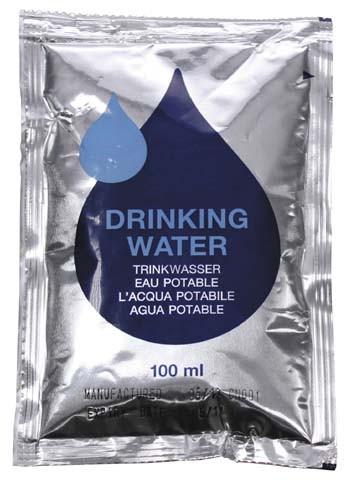 Trinkwasser Emergency 500ml