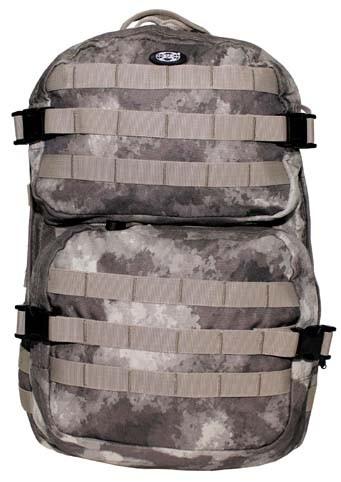 US Rucksack Assault II HDT camo