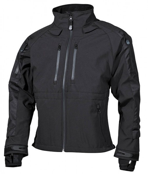 Softshell Jacke Protect wasserdicht