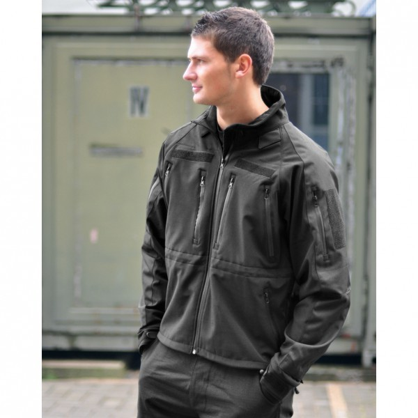 Softshell Jacke Plus