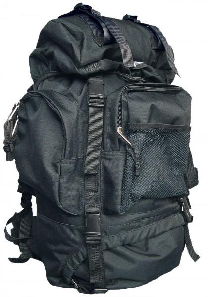 Tactical Rucksack 65 Liter schwarz