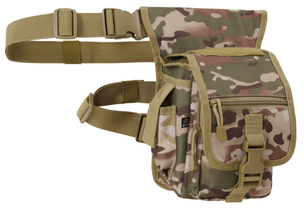Brandit Side Kick Back tactical camo vorn - armyoutlet.de