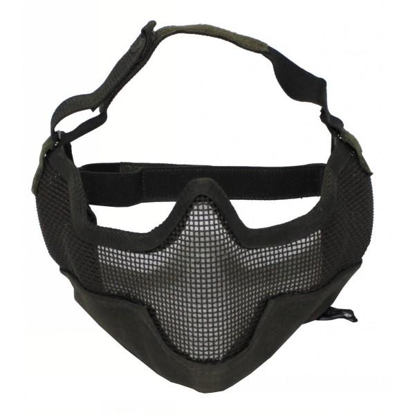 Gitterschutzmaske Halbschutzmaske Airsoft
