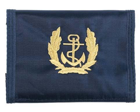 BW Marine Geldbörse blau