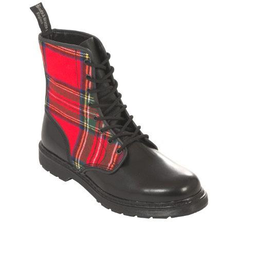 Boots & Braces 8 Loch easy tartan