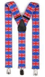 Hosenträger mit Clips Großbritannien