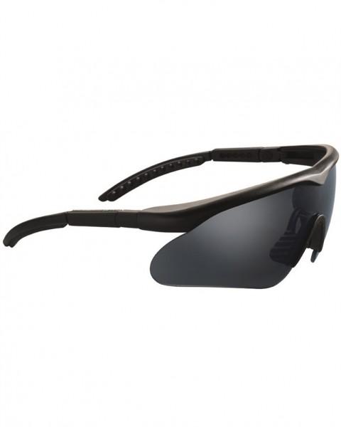 Schutzbrille Swiss Eye Raptor schwarz - armyoutlet.de