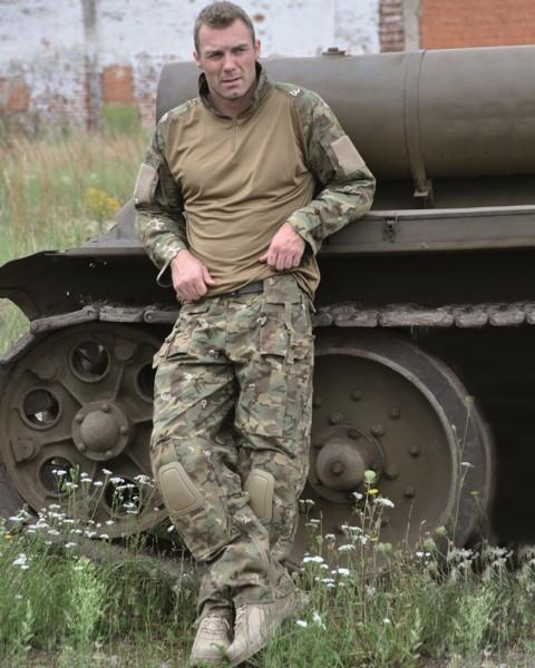 Tactical Hemd Warrior
