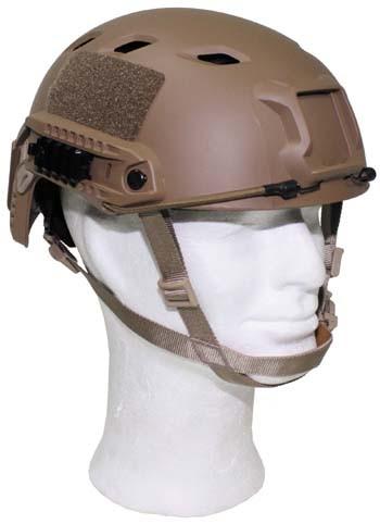 US Helm FAST Fallschirmjäger coyote tan