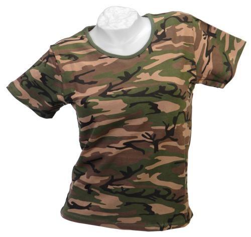Damen Stretch T-Shirt