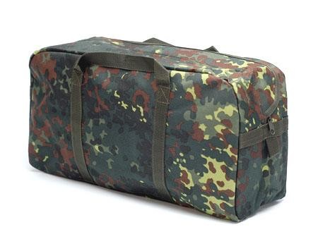 BW Einsatztasche groß flecktarn