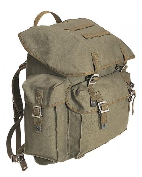 Original BW Rucksack mit Tragegestell oliv