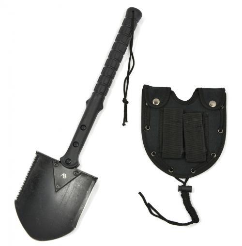 Schaufel Tactical TF1 mit Tasche armyoutlet