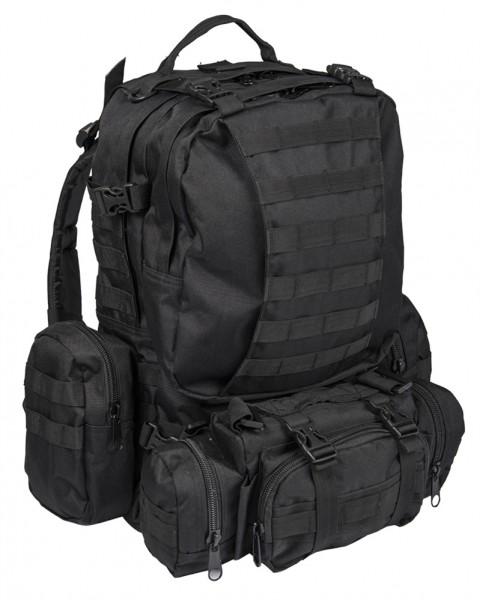 Rucksack Defense Pack Assembly schwarz vorn