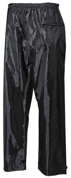 Regenhose Polyester mit PVC
