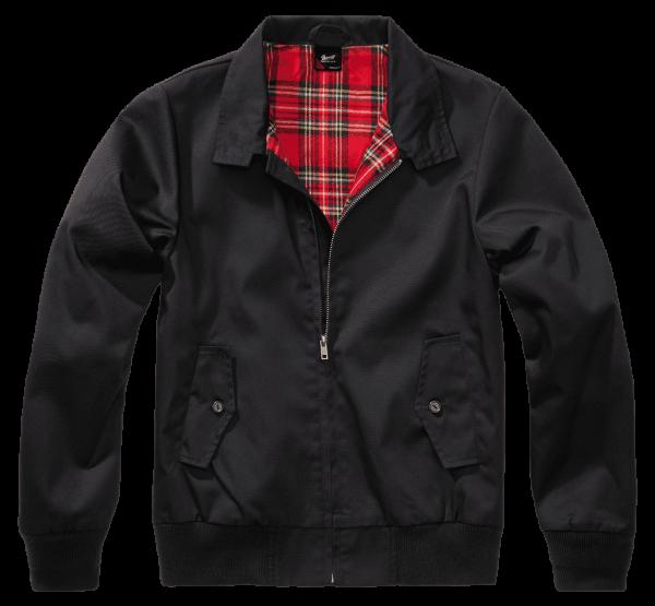 Brandit Ladies Lord Canterbury Jacket - schwarz - vorn - armyoutlet