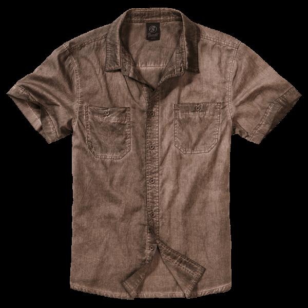 Brandit Roadstar Shirt heavy washed