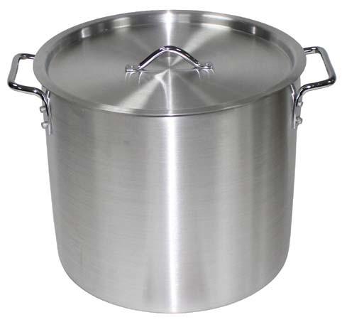 Aluminium Kochtopf 11,5 Liter
