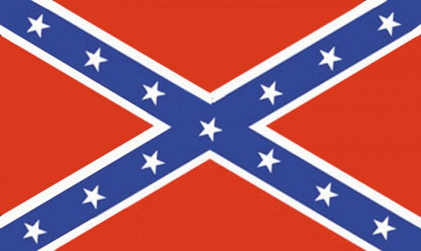 Flagge US Südstaaten 90 x 150 cm
