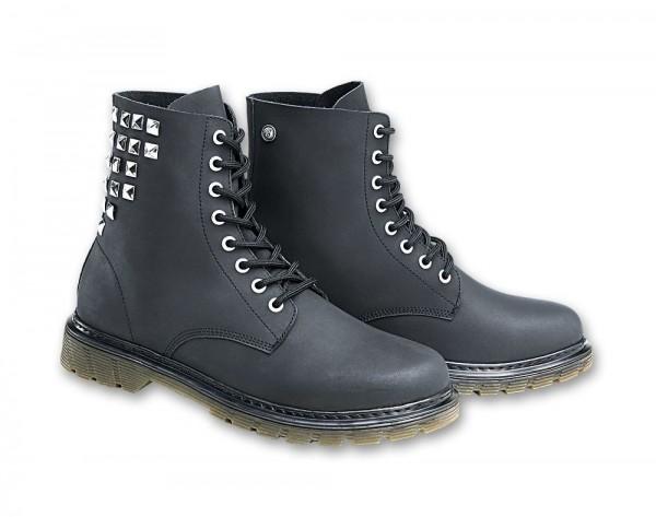 Brandit Damen Pat Studded Boots schwarz