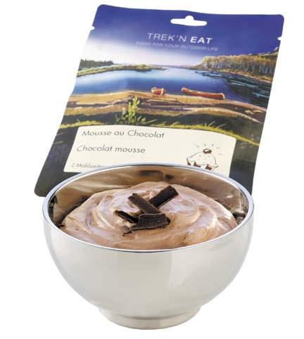 Trek ' N Eat Mousse au Chocolat