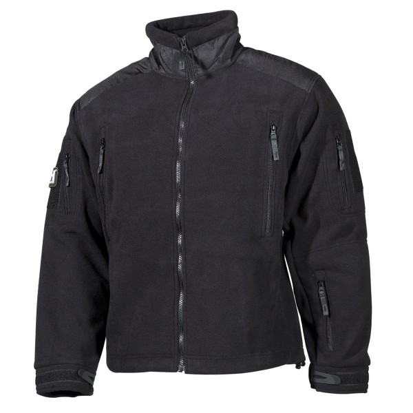 Fleecejacke Heavy Strike wasserdicht