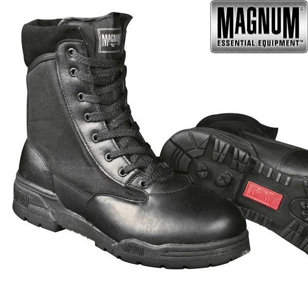SALE HI-TEC Magnum Boots Regular schwarz 42
