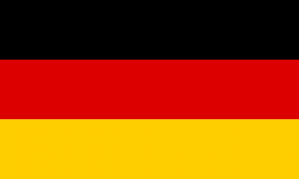 Flagge Deutschland 150 x 250 cm
