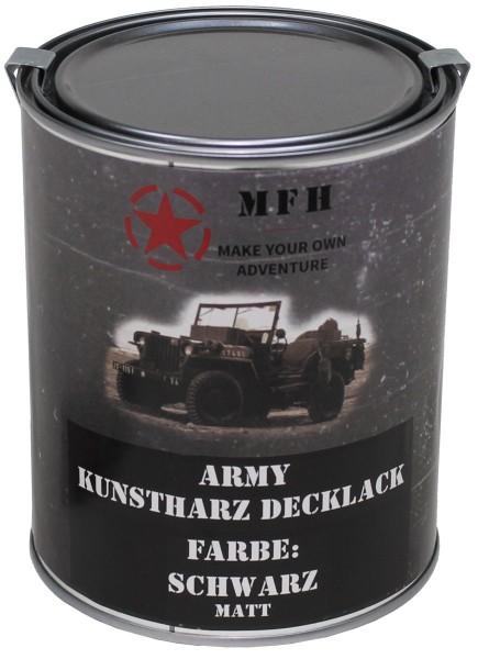 Army Farbdosen verschiedene Tarnfarben matt 1 Liter