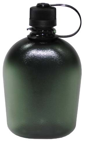 US Feldflasche GEN II transparent 1 Liter